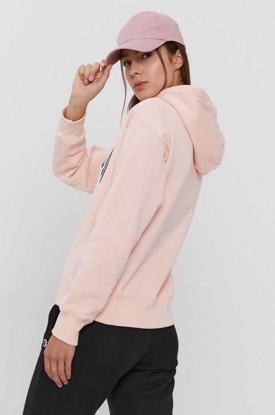 Champion - Bluza  Materialul de baza: 73% Bumbac, 27% Poliester  Insertiile: 100% Bumbac Banda elastica: 98% Bumbac, 2% Elastan
