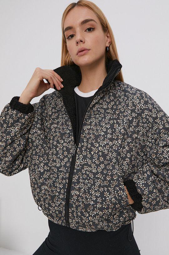 čierna Billabong - Obojstranná bunda Dámsky
