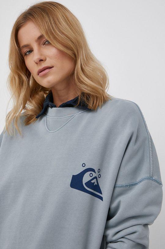 jasny niebieski Quiksilver - Bluza