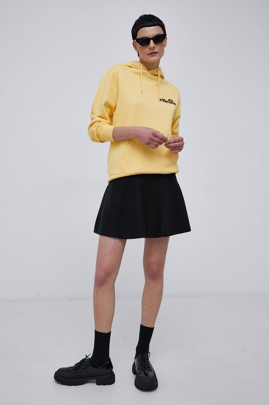 Ellesse - Bluza żółty