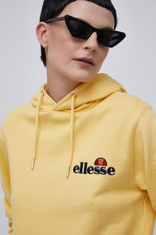 żółty Ellesse - Bluza