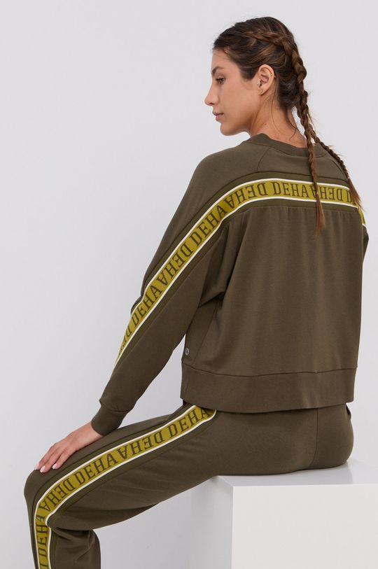verde inchis Deha - Bluza De femei