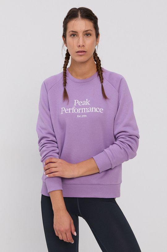 violet Peak Performance - Bluza De femei