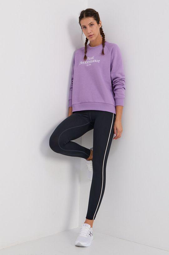 Peak Performance - Bluza violet