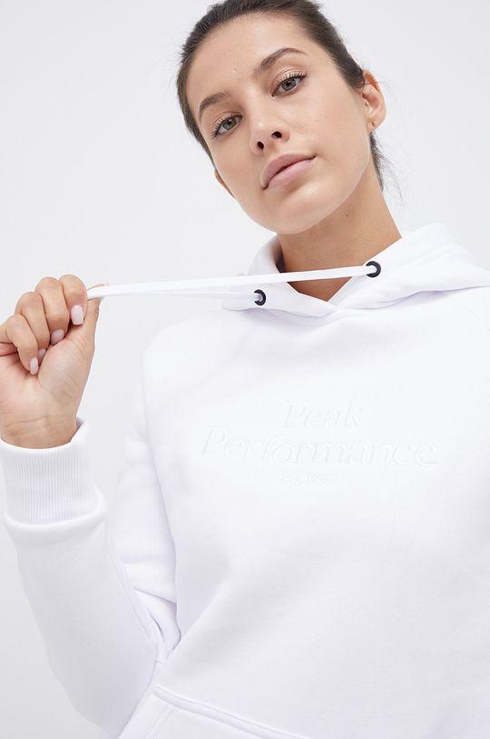Peak Performance - Bluza biały