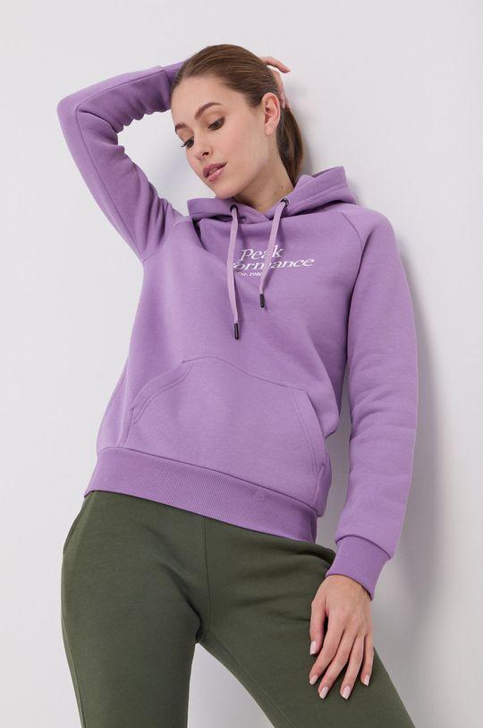 violet Peak Performance - Bluza
