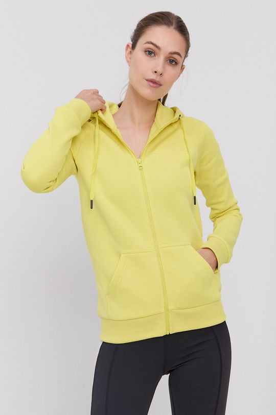 Peak Performance - Bluza żółty