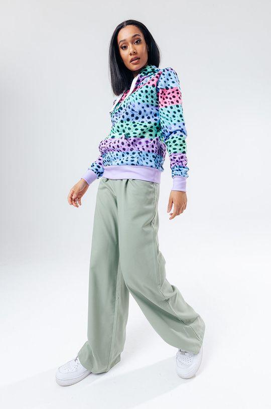 Hype - Bluza LILAC STRIPE multicolor