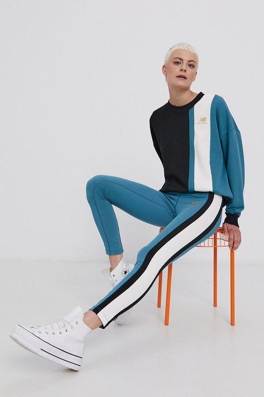 New Balance - Bluza bawełniana czarny