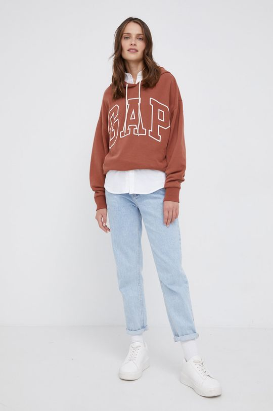 GAP - Bluza brązowy