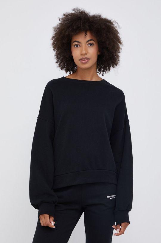 czarny GAP - Bluza bawełniana
