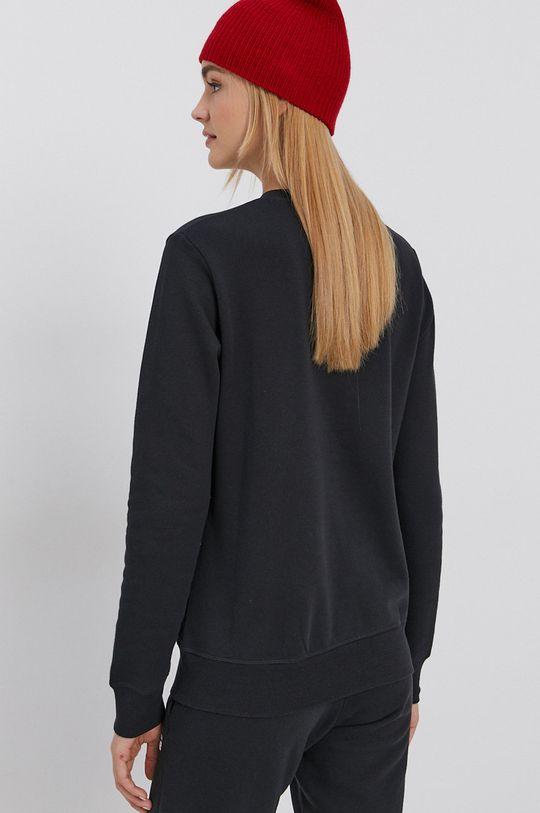 New Balance - Bluza  Materialul de baza: 60% Bumbac, 40% Poliester  Banda elastica: 57% Bumbac, 5% Elastan, 38% Poliester