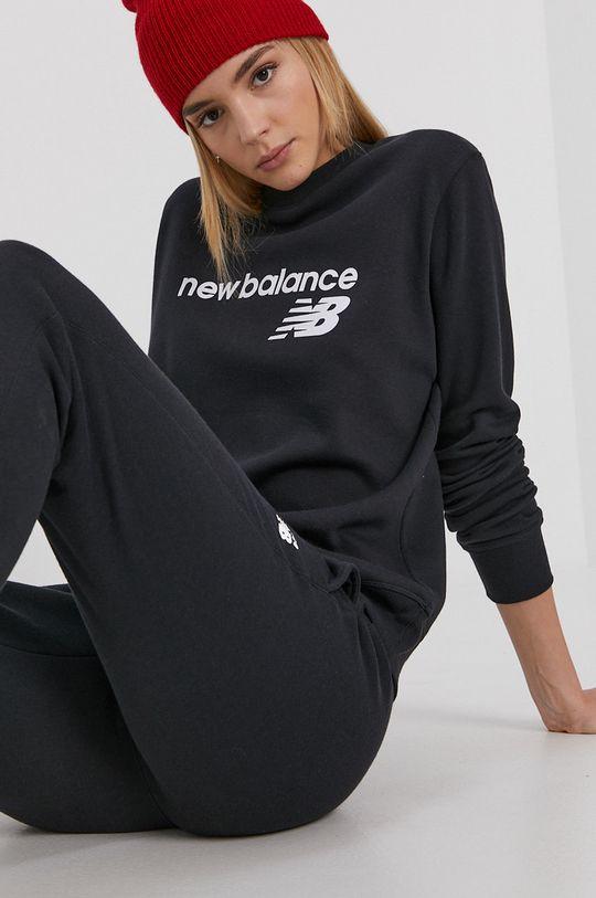 negru New Balance - Bluza