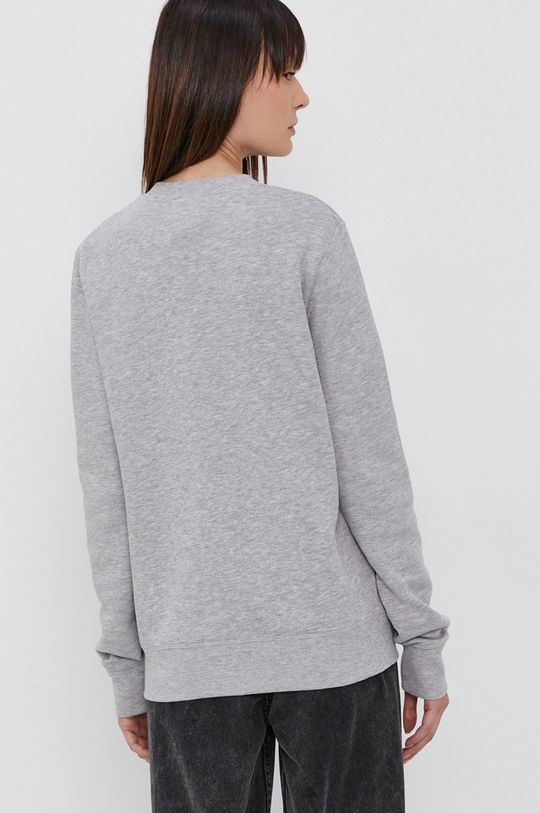 New Balance - Mikina  Hlavní materiál: 60% Bavlna, 40% Polyester Stahovák: 57% Bavlna, 38% Polyester, 5% Spandex