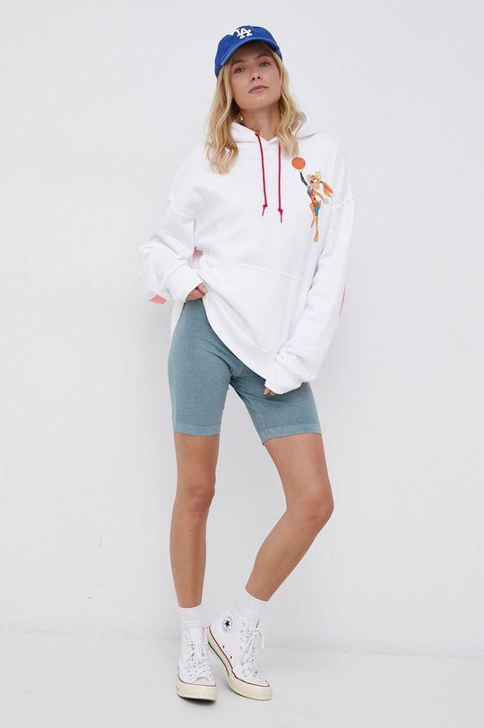 Converse - Bluza biały