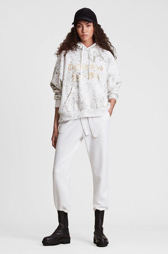 AllSaints - Bluza 50 % Bawełna, 50 % Poliester