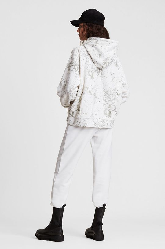 biały AllSaints - Bluza