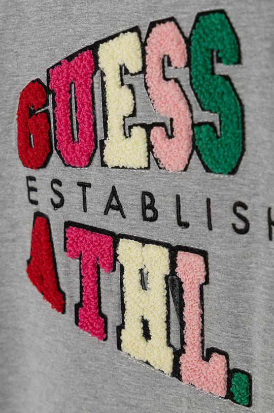 Guess - Dětská mikina  82% Bavlna, 6% Elastan, 12% Polyester