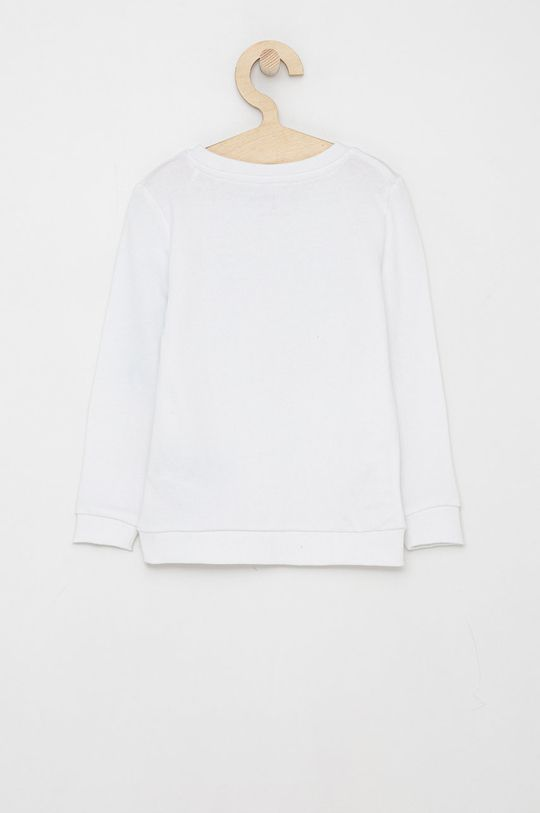 Guess - Dětská bavlněná mikina  100% Bavlna