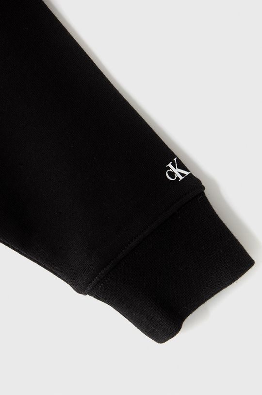Calvin Klein Jeans - Bluza bawełniana dziecięca 100 % Bawełna
