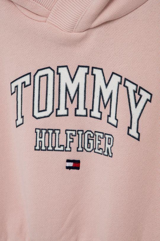 Tommy Hilfiger - Bluza bawełniana dziecięca Materiał zasadniczy: 100 % Bawełna, Podszewka kaptura: 100 % Bawełna, Ściągacz: 97 % Bawełna, 3 % Elastan