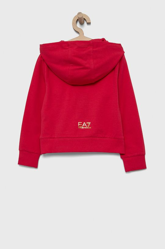 EA7 Emporio Armani - Bluza copii roz