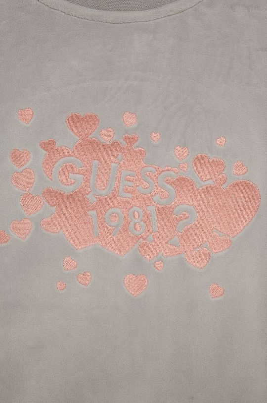 Guess - Bluza dziecięca 5 % Elastan, 95 % Poliester