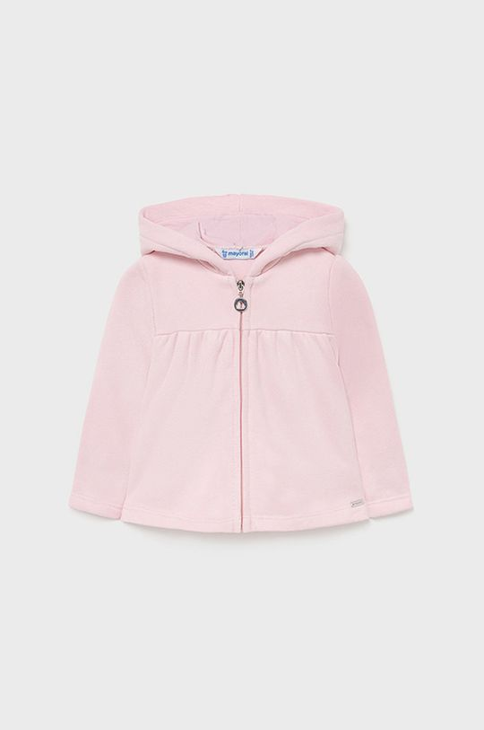 ružová Mayoral - Detská mikina Dievčenský