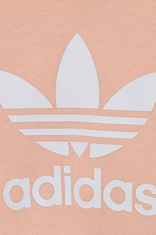 adidas Originals - Bluza dziecięca Materiał zasadniczy: 70 % Bawełna, 30 % Poliester z recyklingu, Podszewka kaptura: 100 % Bawełna, Ściągacz: 95 % Bawełna, 5 % Elastan
