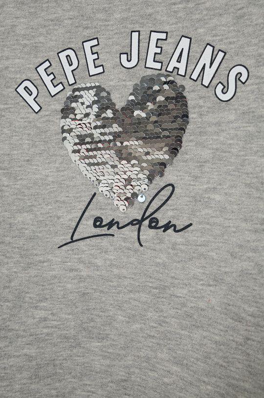 Pepe Jeans - Παιδική μπλούζα Danielle  60% Βαμβάκι, 40% Πολυεστέρας