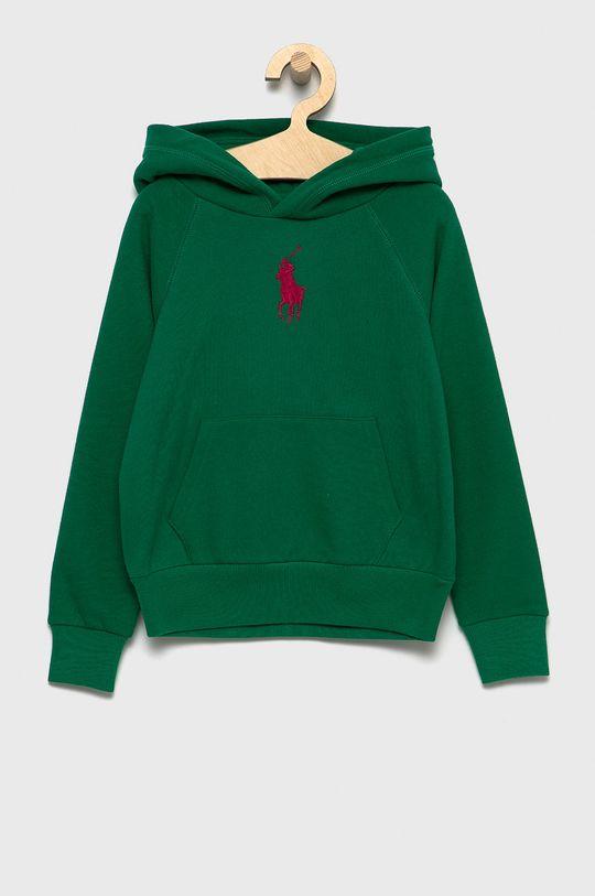 verde Polo Ralph Lauren - Bluza copii De fete