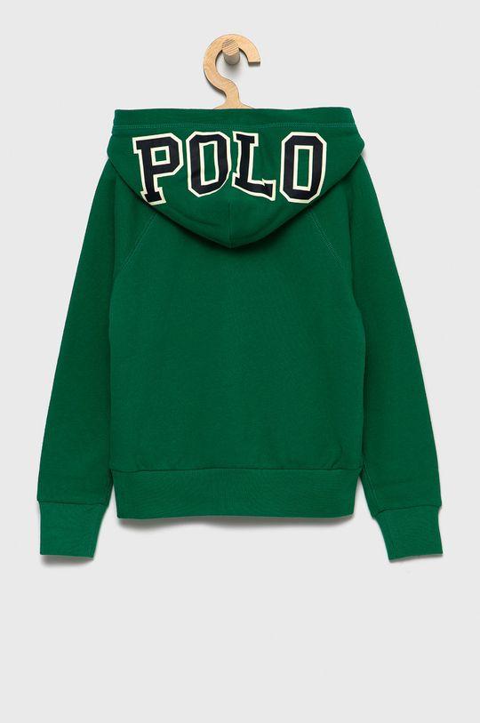 Polo Ralph Lauren - Bluza copii verde