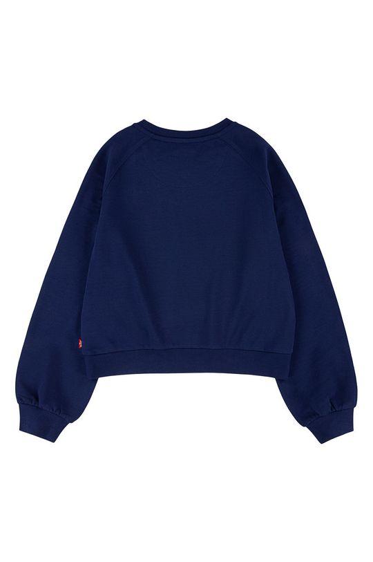 Levi's - Bluza dziecięca granatowy