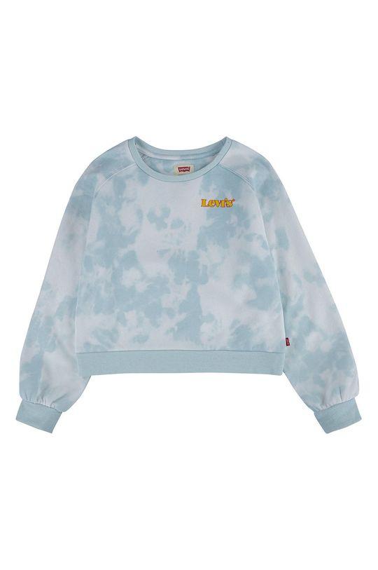 jasny niebieski Levi's - Bluza dziecięca Dziewczęcy