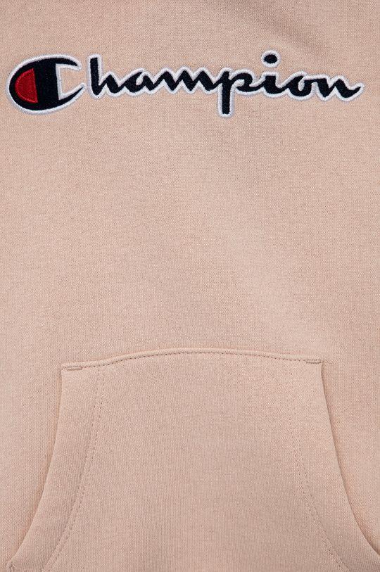 Champion - Detská mikina  Základná látka: 79% Bavlna, 21% Polyester Elastická manžeta: 98% Bavlna, 2% Elastan