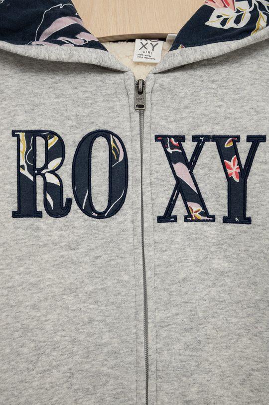 Roxy - Bluza dziecięca Wnętrze: 100 % Poliester, Materiał zasadniczy: 60 % Bawełna, 40 % Poliester