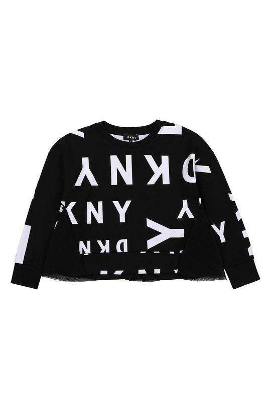 negru Dkny - Bluza copii De fete