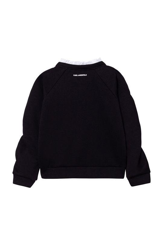 Karl Lagerfeld - Bluza copii negru