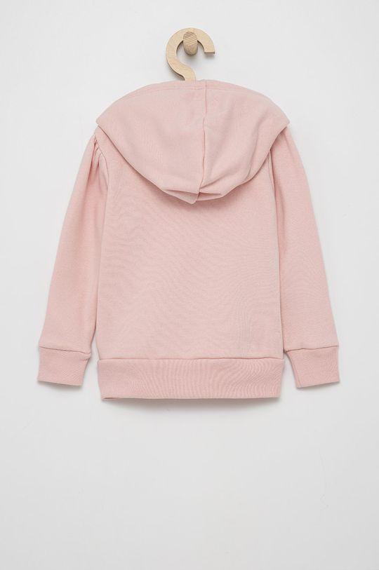 GAP - Bluza dziecięca różowy
