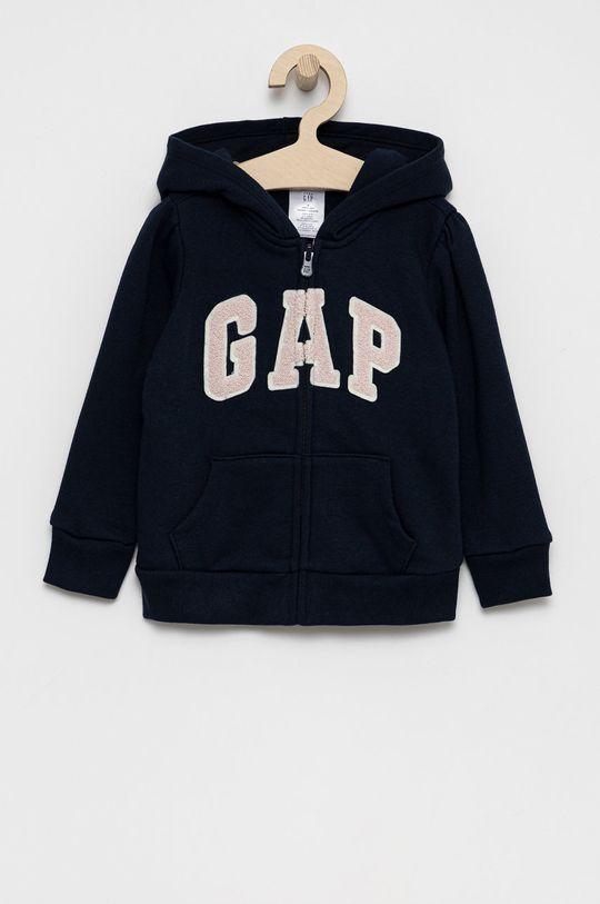 granatowy GAP - Bluza dziecięca Dziewczęcy