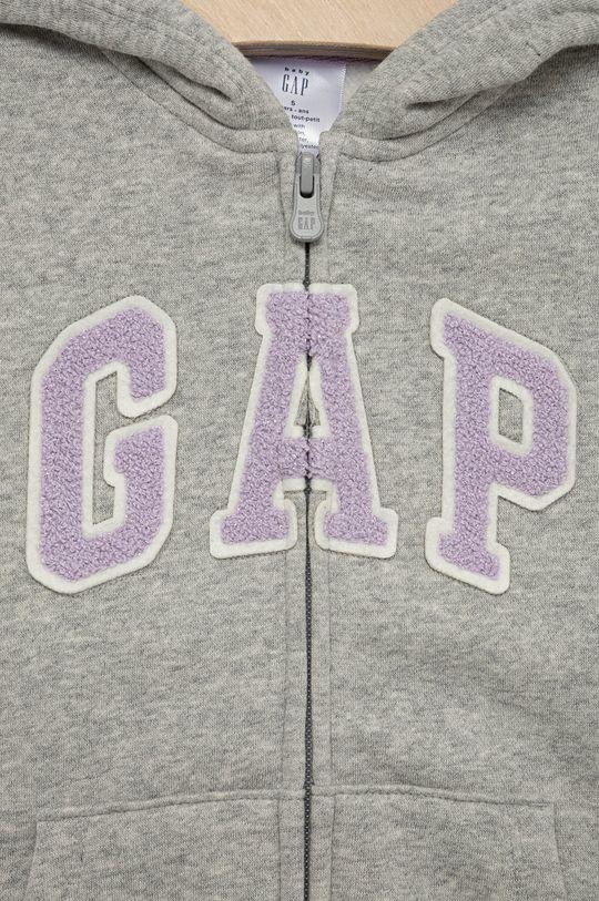 GAP - Bluza dziecięca Materiał zasadniczy: 77 % Bawełna, 23 % Poliester, Podszewka kaptura: 100 % Bawełna