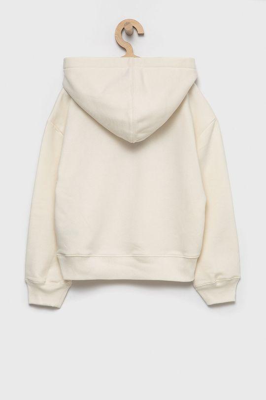 GAP - Bluza dziecięca kremowy