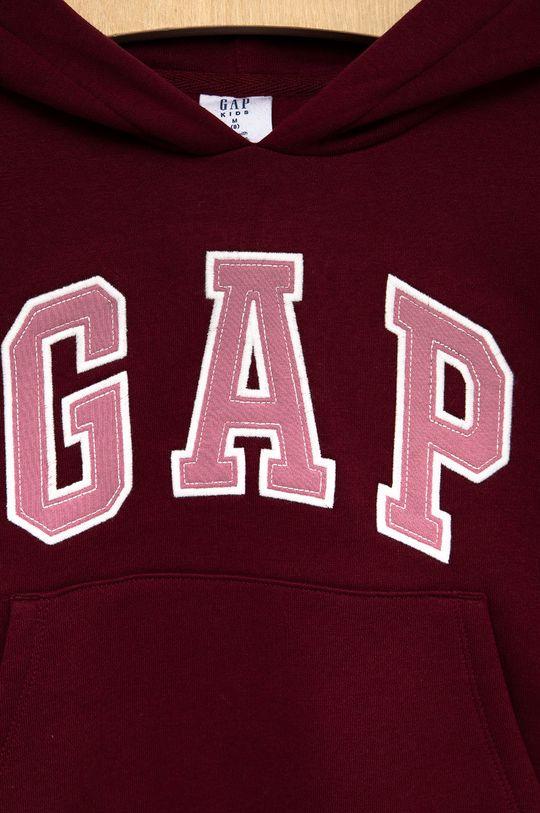 GAP - Bluza copii  77% Bumbac, 9% Poliester reciclat, 14% Poliester
