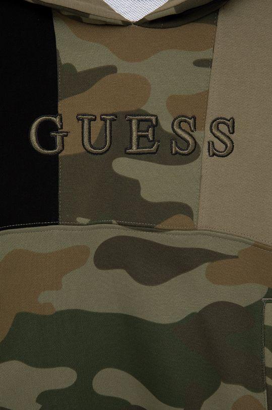 Guess - Bluza bawełniana dziecięca 100 % Bawełna organiczna