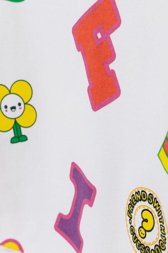 Guess - Bluza bawełniana dziecięca Materiał zasadniczy: 100 % Bawełna, Podszewka kaptura: 100 % Bawełna