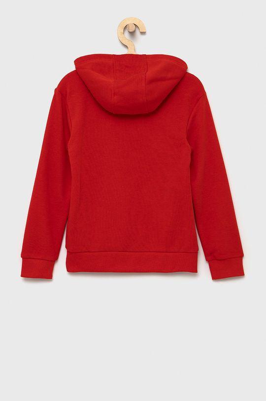 adidas Originals - Bluza dziecięca czerwony