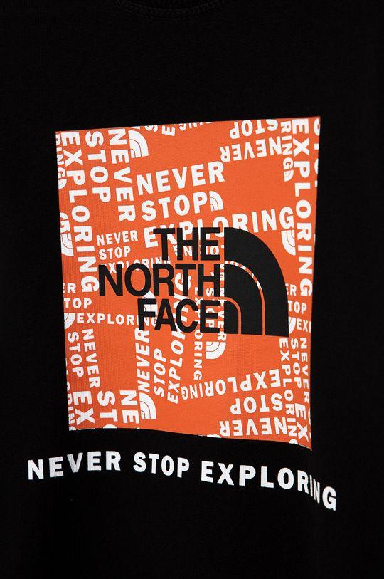 The North Face - Dětská bavlněná halenka  100% Bavlna