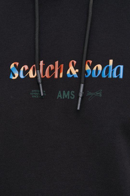 Scotch & Soda - Βαμβακερή μπλούζα Ανδρικά