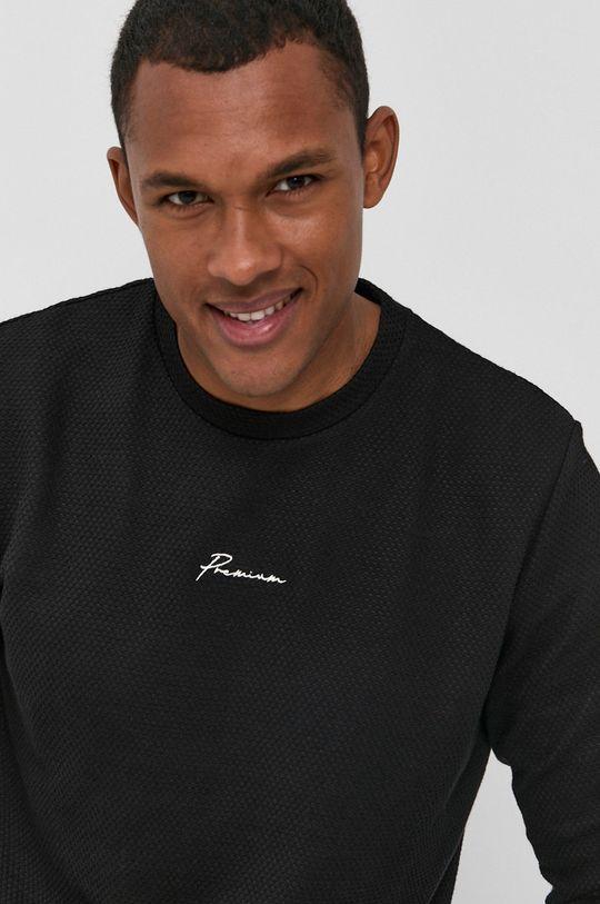 czarny Premium by Jack&Jones - Bluza