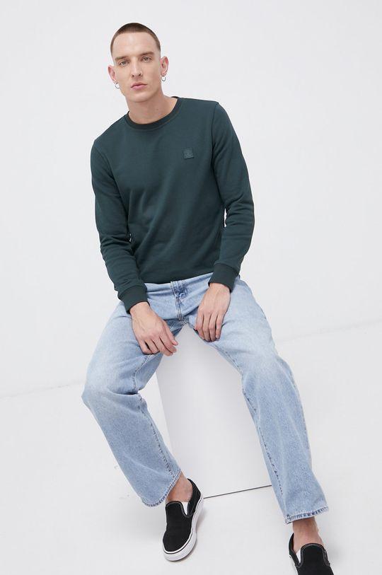 Premium by Jack&Jones - Bluza stalowy zielony